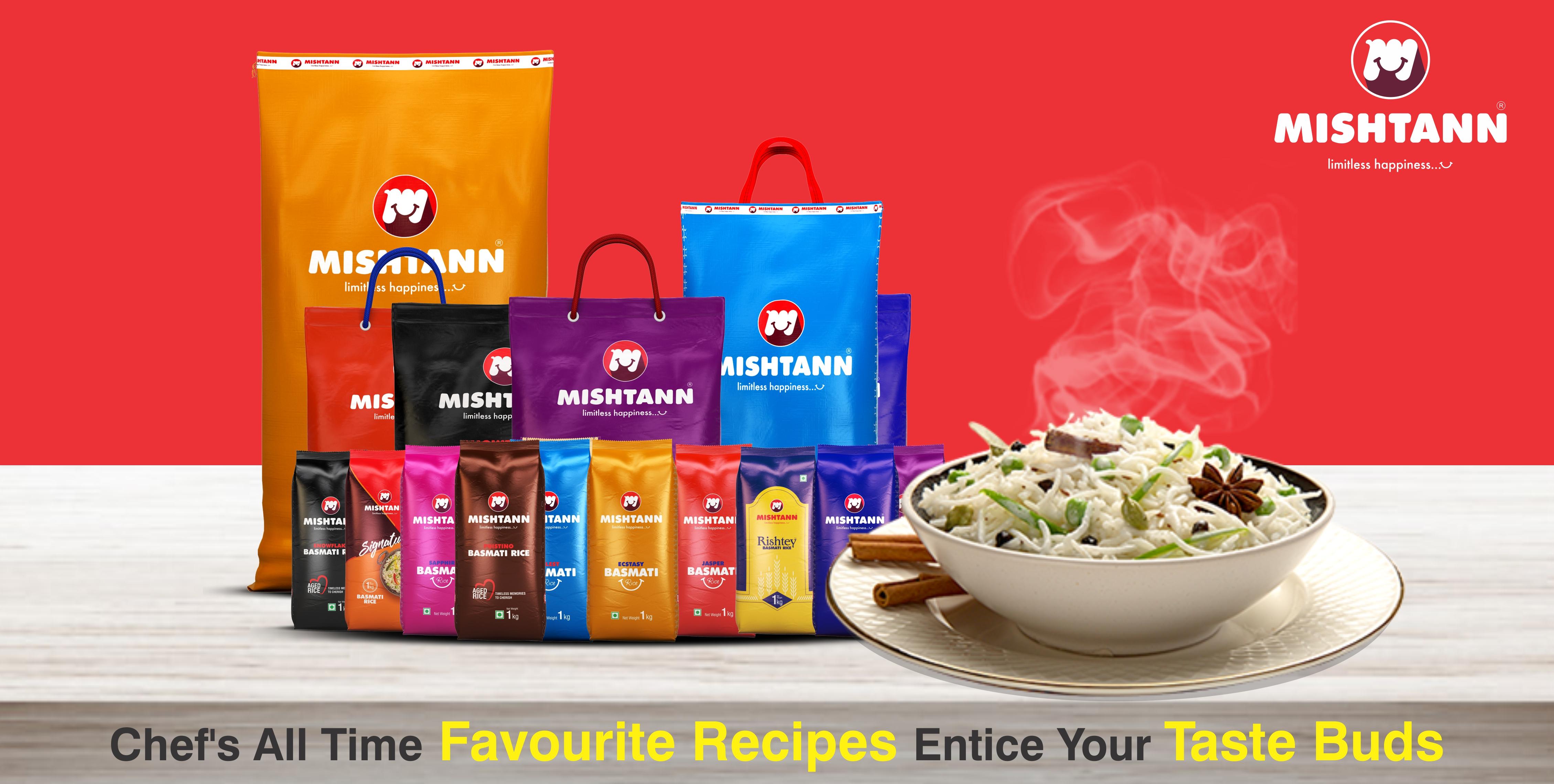 Top Basmati Rice Exporters In India, Basmati Rice Suppliers- Mishtann