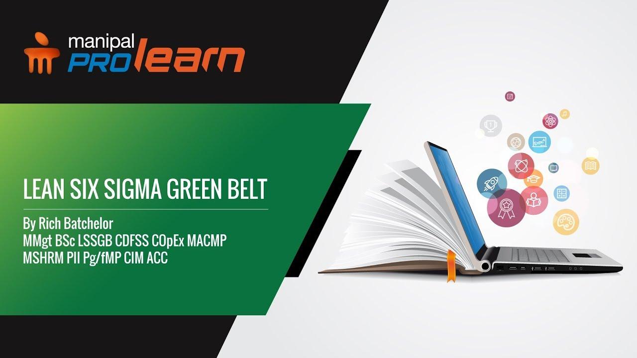Six Sigma Green Beltsix Sigma Certification Cost6 Sigma Manipal